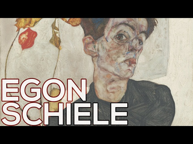 Egon Schiele A collection of 283 works HD