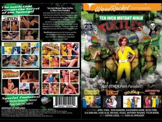 Porn ninja turtles Tmnt Porn