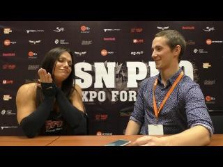 Интервью с Оксаной Гришиной @ SN Pro 2016 | Pro BB World