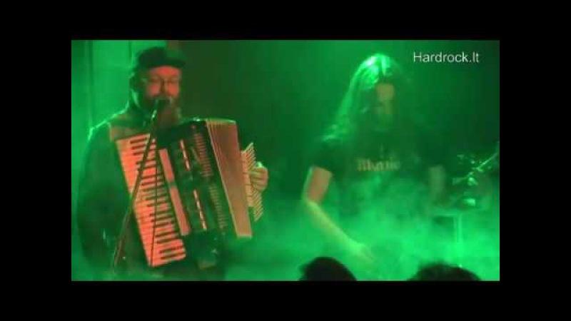 Ūkanose Gintariniai kariai Live@Auszra 16 2017 02 16