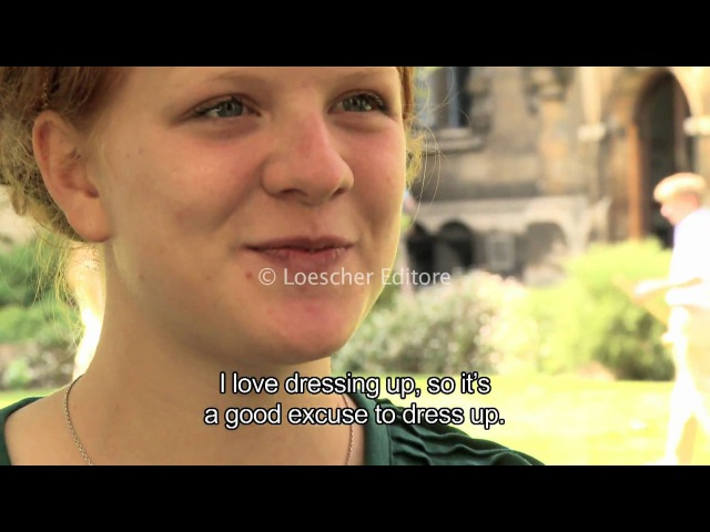Loescher English Corner 2 8 Festivities and special occasions with subtitles