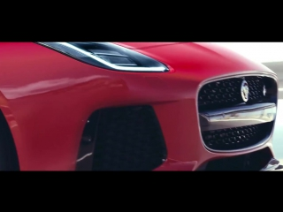 Jaguar F-TYPE - В погоне за лучшими мгновениями