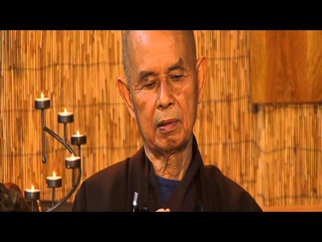 Тит Нат Хан Почему буддизм не поддерживает романтическую любовь