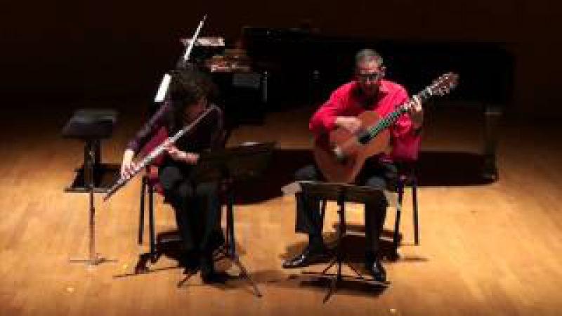 Carlos Guastavino Prestáme tu pañuelito Ensemble ALMAVIVA