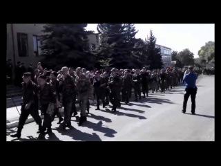 Хор Юго Восток   Вставай Донбасс Новороссия ДНР ЛНР война Украина