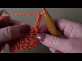 Extended Double Crochet Stitch (edc) by Crochet Hooks You