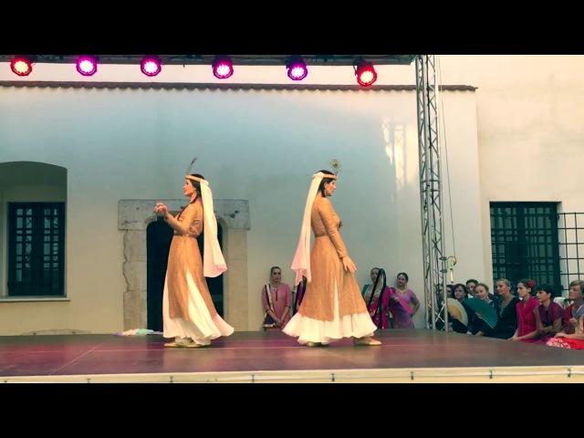 Almoraima @ Cracovia Danza 2017 Muzeum Narodowe ul Kanonicza