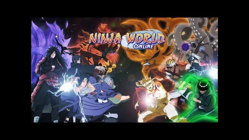 Ninja World : Opogame : s341 Хаширама 12.2