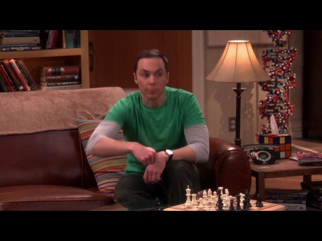 Отрывок №3 сериала Теория большого взрыва The Big Bang Theory Сезон 10 Серия 13