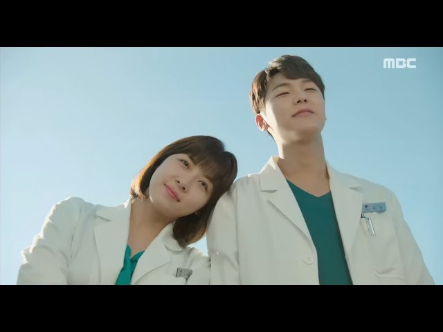 Hospital Ship 병원선ep 39 40Ji won♥Min hyuk committed to a new voyage with the power of love20171102