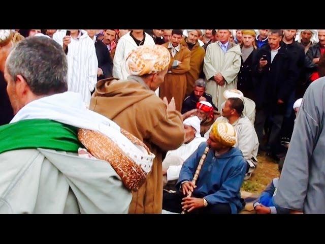 Gasba danseurs en transe 23 قصبة وراقصون في غيبوبة