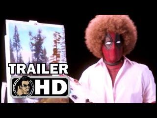 DEADPOOL 2 Official Red Band Trailer #2 (2018) Ryan Reynolds Marvel Movie HD
