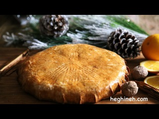Տոնական Գաթա - Holiday Gata Recipe - Heghineh Cooking Show in Armenian