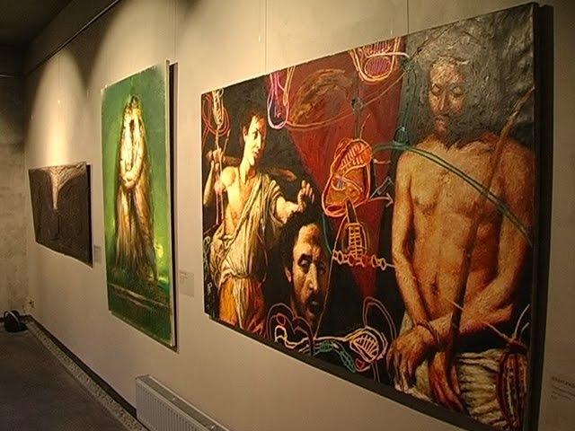 Мистецька палітра. Сучасне українське мистецтво