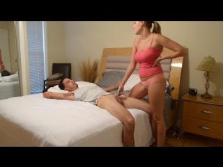 Реальный инцест сестра спалила брата нюхающего её трусики фетиш (порно домашнее любительское секс трах porn home video adult sex