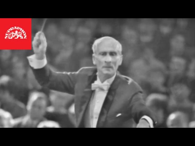 Bedřich Smetana Karel Ančerl Česká filharmonie Má vlast Vltava