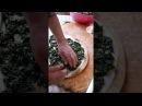 Афарар с зеленью.Лезгинская кухня
