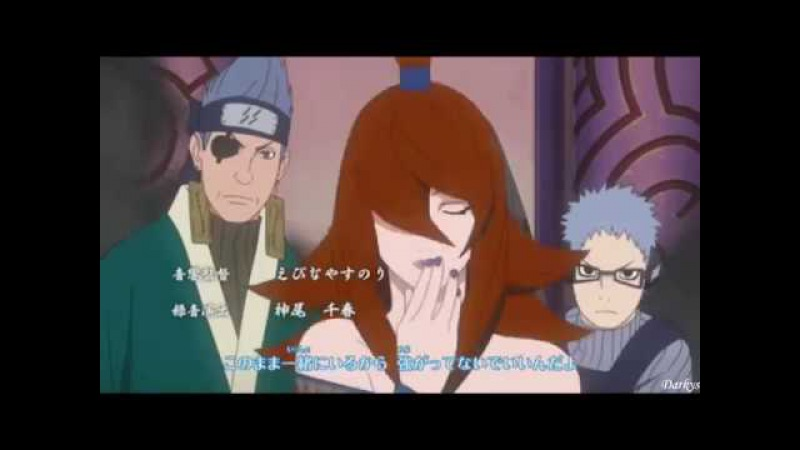 AMV Naruto Lovers Opening 9 Seven oops Marie Bibika rus