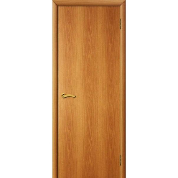 Межкомнатная дверь ГЛАДКАЯ миланский орех