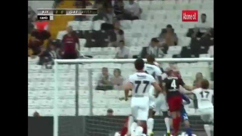 Hazırlık Macı - 2016 - 2017 Sezonu - Beşiktaş 3 - 0 Gaziantepspor