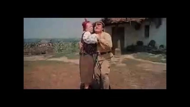 фрагмент из фильма Свадьба в малиновке