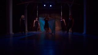 """""""Море"""", групповой номер   Kat's dance studio, отчётный концерт, май 201"""