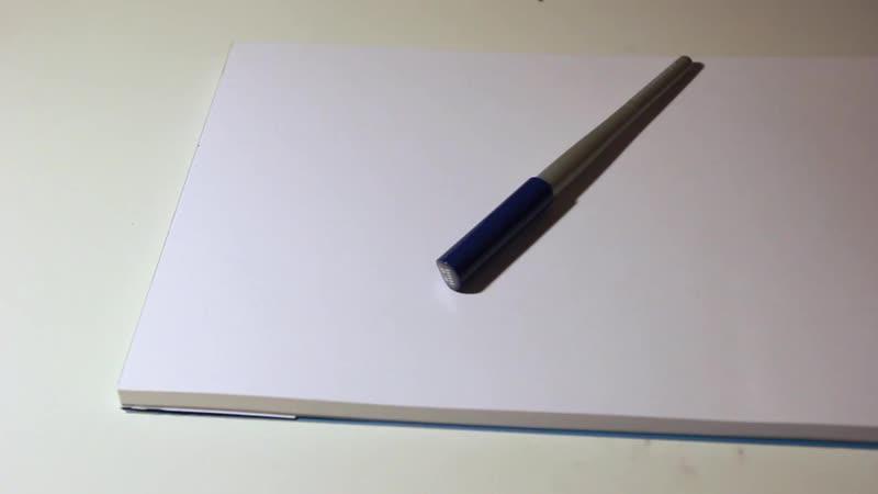 Parallel Pen Всем не угодишь старославянская каллиграфия mp4