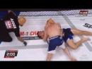 Roman Bogatov sleeps Raul Tutarauli by von flue choke M 1 Challenge 94