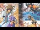 3x3 глаза 03 серия 3x3 Eyes - Immortals Sazan Aizu (1991)