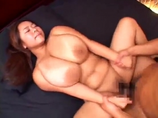 Fuko, japanese girl, busty brunette, curvy milf, natural big tits, big huge boobs, amateur, pov, sex