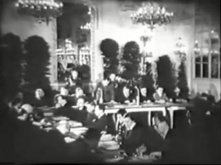 Генерал Власов. Оглашение Манифест КОНР. Прага [14 ноября 1944]
