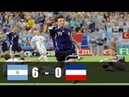 2006 World cup Group stage C Argentina vs Serbia Full Match Highlight
