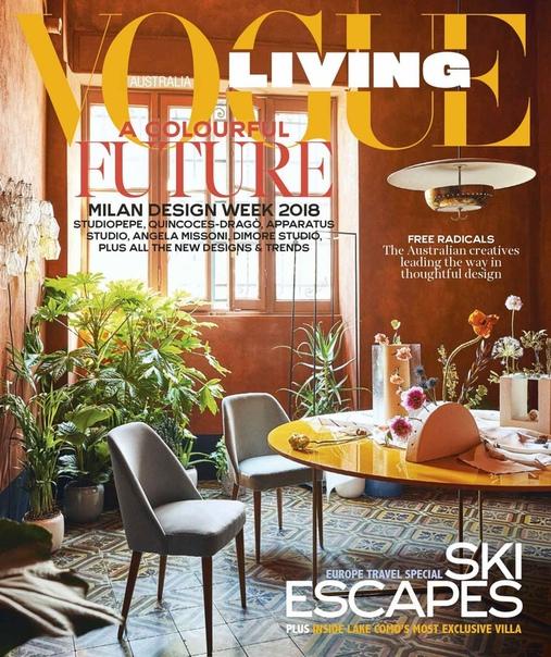 2018-07-01 Vogue Living