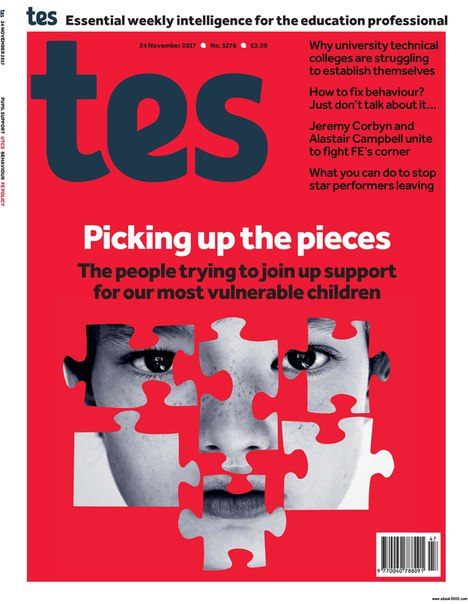 Times Educational Supplement-November 24 2017