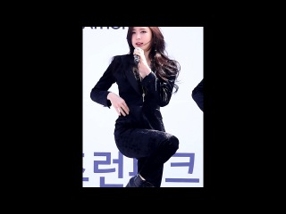 [Fancam] 170319 Hello Venus - Venus (Yooyoung  Focus) @ Seoul International Marathon