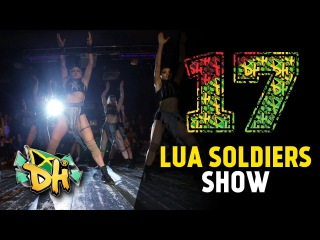 DANCEHALL INTERNATIONAL RUSSIA 2017 - SHOW  - LUA SOLDIERS