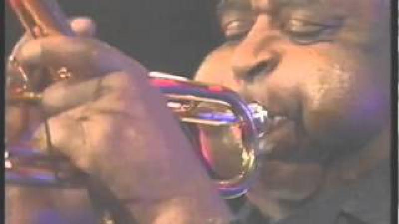 Dizzy Gillespie Phil Woods Tour De Force Wiesen 1989
