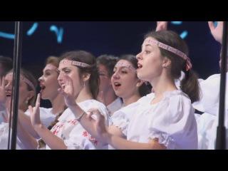 "Хор БГАМ - концерт ""Crossing the bridges""- Riga 2017"