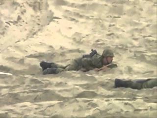 """""""Аппарель"""" Черные береты // Black berets army of Russia Marines"""