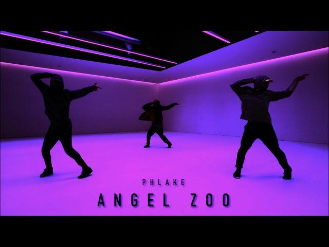 Tobias Ellehammer Choreography Angel Zoo - Phlake