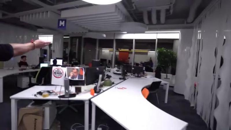Зачмырили офис Одноклассники
