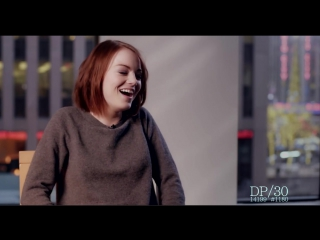 Emma Stone Interview about Birdman movie