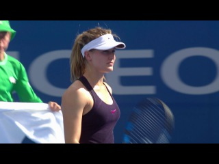 Bouchard v Pavlyuchenkova Match Highlights (QF) | Apia International Sydney 2017