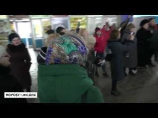 Участники флешмоба в Николаеве спели песню Анны Герман