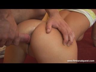 Feya - destroying tight virgin ass-hole [sex porno beautiful girl fuck anal erotic]