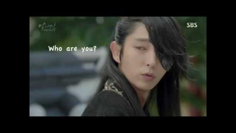 Hae Soo Funny Cute cut Scarlet Heart Ryeo