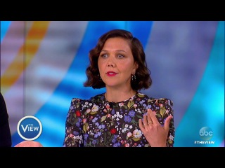 James Franco and Maggie Gyllenhaal Talk Reality Of Porn and Sex Work In 'The Deuce' The View