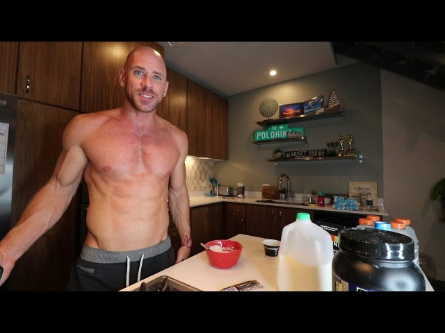 Johnny Sins Diet for Great Sex Vlog 8 SinsTV