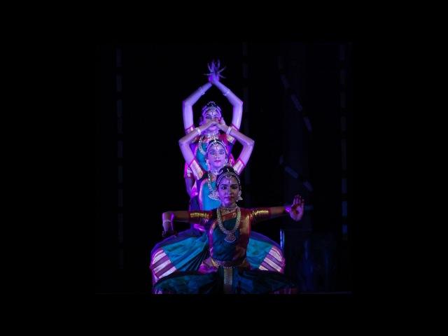 Sridevi Nrithyalaya Bharatanatyam Dance Aalakala Episode from Lathangi Varnam