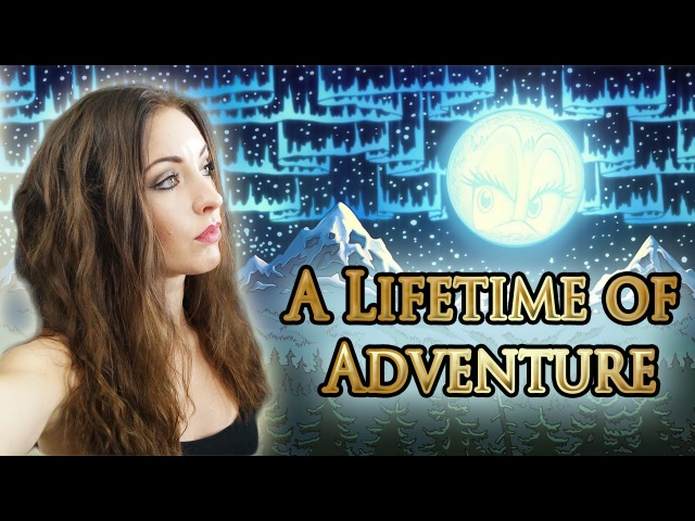 Tuomas Holopainen - A Lifetime of Adventure 🎹 ( Cover by Minniva ft Quentin Cornet )